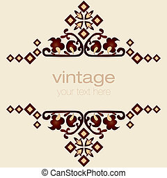 ornate vintage frames eight