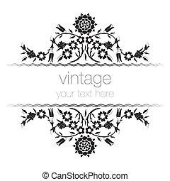 ornate vintage frames seven