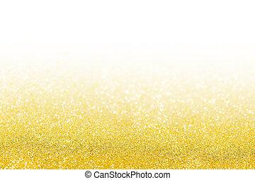 oro, astratto, su, struttura, natale, fondo, lontano,...