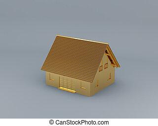 oro, casa
