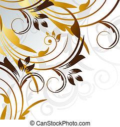 oro, curvas