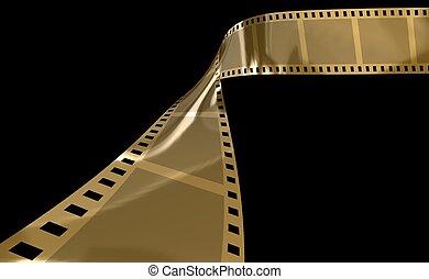 oro, film