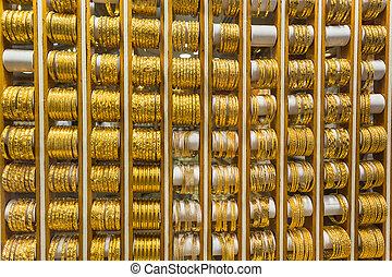oro, mercato, duba