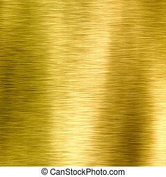 oro,  metal, textura, Plano de fondo, Brillar