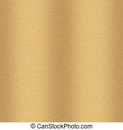 oro, spazzolato, seamless, fondo