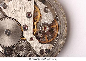 orologio, meccanismo