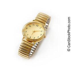 orologio, oro