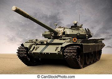 orosz, harckocsi