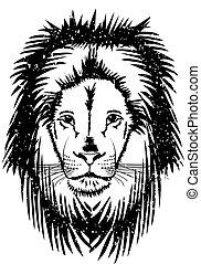 oroszlán, jel