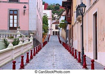 Tenerife, Canary Islands, Spain - Old Town of La Orotava