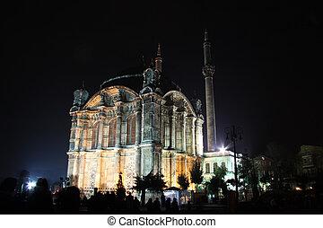 Ortakoy Buyuk Mecidiye Mosque