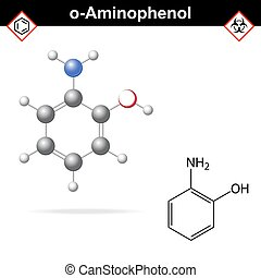 Ortho aminophenol chemical structure