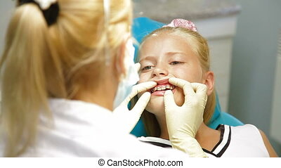 Orthodontist Office - Medical Treatment at the Orthodontist...