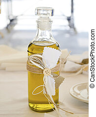 Orthodox Christening oil