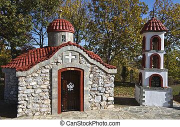 Orthodox church at Greece