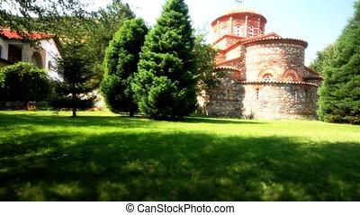 orthodox church byzantine