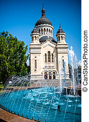 Orthodox church in Cluj Napoca