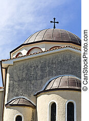 Orthodox church in Greece