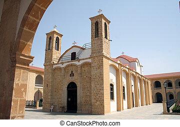 Orthodox church in Nicosia - Cyprus