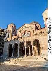 Orthodox church in Thessaloniki