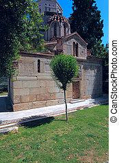 Orthodox church near Monastiraki, Athens, Greece