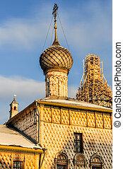 Orthodox Church of Rostov Kremlin
