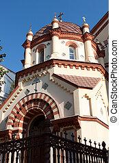 Orthodox Church of St. Nicholas, Vilnius
