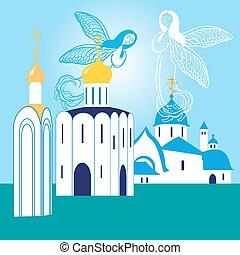 Orthodox churches - beautiful Orthodox churches and the...