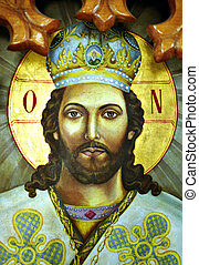 Orthodox greek icon