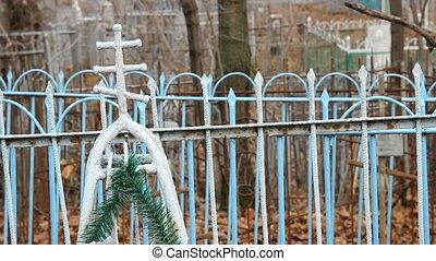Orthodox (Russian) Cemetery