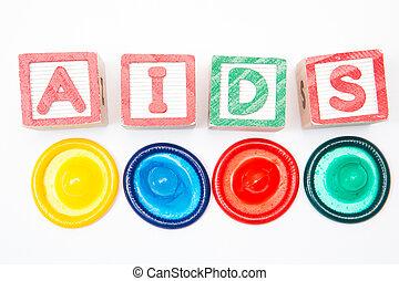 orthographe, blocs, quatre, dehors, aides, préservatifs, ...