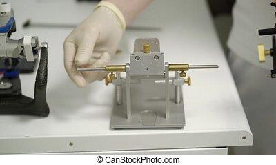 Orthopedic dental tool