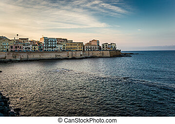 Ortigia, sicilian village - The wonderful village of...