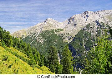 Ortler Alps