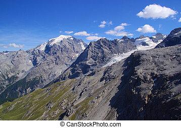 Ortler Massiv - Ortler Alps 20