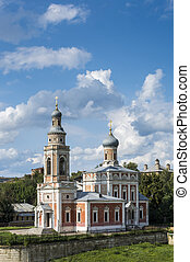 ortodox, iglesia