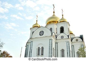 ortodox, rusia, iglesia