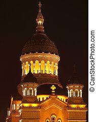 ortodoxo, catedral, (the, dormition, de, el, theotokos,...