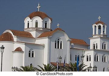 ortodoxo griego, monasterio