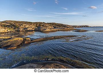 Orust in Sweden