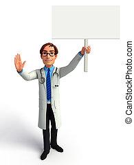 orvos, aláír