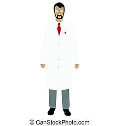 orvos, természettudós, foglalkozás