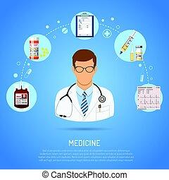 orvosi fogalom, orvos