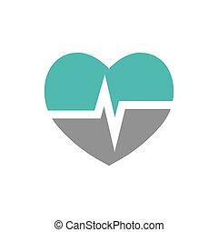 orvosi, healthcare, jelkép