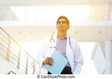 orvosi, indiai, orvos