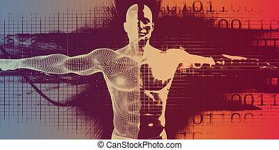 orvosi technology, haladó