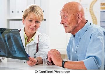 orvosi, vizsgálat