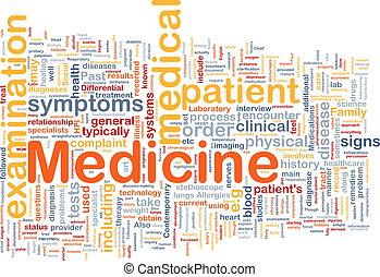orvosság, fogalom, háttér