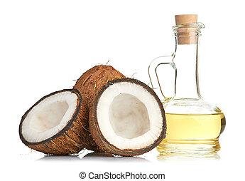 orzech kokosowy, nafta