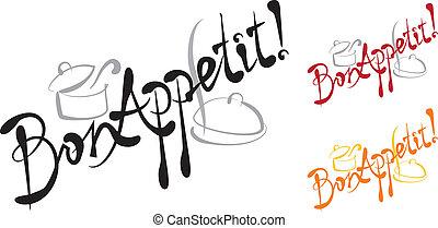 os, appétit, inscription